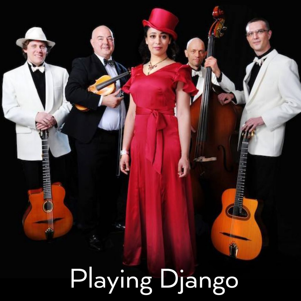 Playing Django